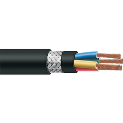 Screened Cables & Wires, For Industrial, Packaging Type: Roll
