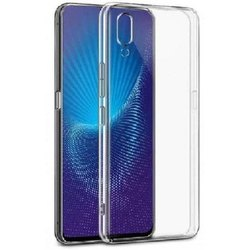 Plastic Transparent Mobile Back Cover