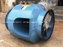 Bifurcated Axial Flow Fans