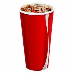 400 ml Cold Drink Disposable Paper Cup for Event and Party Supplies