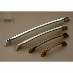 White Metal Cabinet Pull Handles