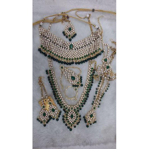 Wedding Wear Antique Bridal Jewellery
