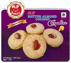 Alif Butter Almond Cookies
