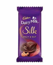 Cadbury Dairy Milk Silk Fruit Nut Chocolate