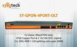 4 PORT Epon-OLT SY-GOPON-4OLT