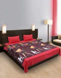 Fancy Cotton Bedsheet