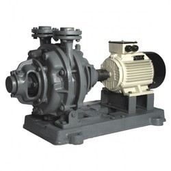 Mix Flow Bare Shaft Coupled Pump