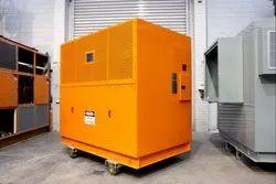 Up To 5 Mva Three Phase Dry Type Transformer, Output Voltage: 0.433 Kv