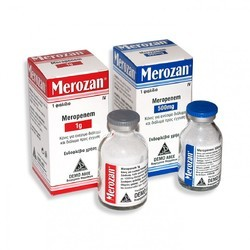 Meronem 1 Gm Injection