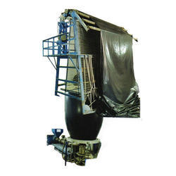 Plastic Tarpaulin Making Machine
