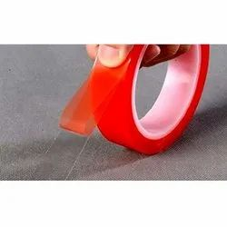 Dolphin Red Tacky Tape 18 mm x 25 m