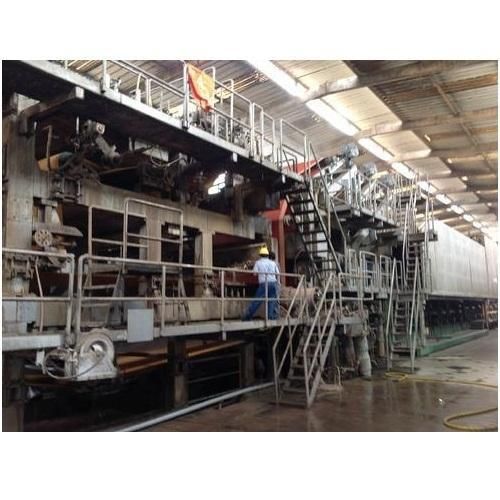 Paper Machinery - Paper manufacturing Machinery, Paper