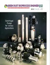 Centrifugal Pumps For Various Application, Pressure Boosting Pump, Multi Stage Pump, Open Well Pump