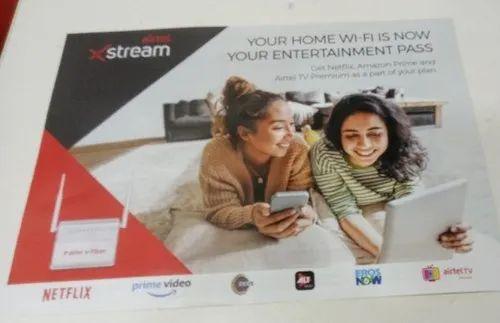 Airtel Internet Broadband Services, Kolkata, Upto 300 Mbps