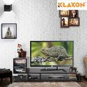 Klaxon Decor L Shape Wooden TV and LED Stand