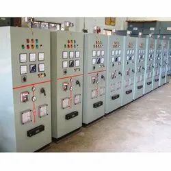 3 Phase Electric Meditron Control Relay Panel System, IP Rating: Ip 21 - Ip 55