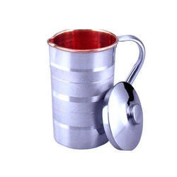 Magnetic Copper Water Jug