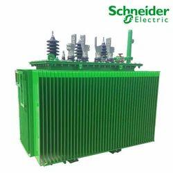 Three-Phase Schneider 2000 kVA Distribution Transformer