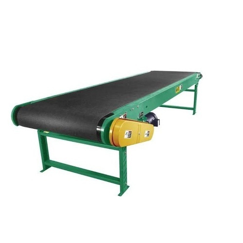 Black Rubber Conveyor Belt, Thickness: 5-20 Mm
