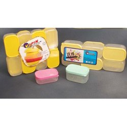Plastic Vipin Plasticware Pickle Box and Classic for School