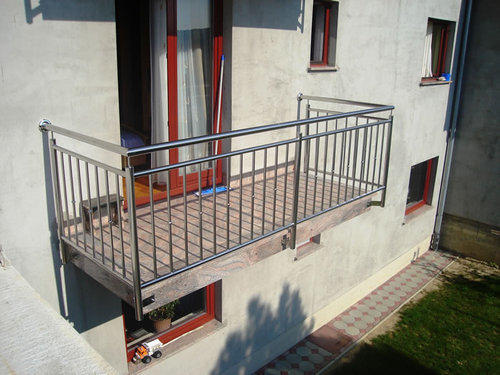 Balcony Glass Hand Railing Designs बलकन रलग