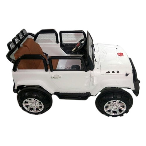 White Electric Kids Car Rs 6500 Piece S K Sales Id 16866546748