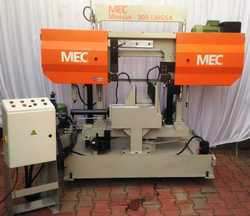 Double Column Miter Band Saw Machine