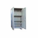 Grey Steel Locker Almirah