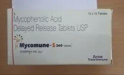 Mycomune s 360 Mycophenolic Acid