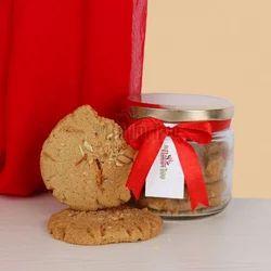 Cookie's Glass Jar