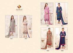 Sajawat Creation Crystal Vol 2 Salwar Kameez