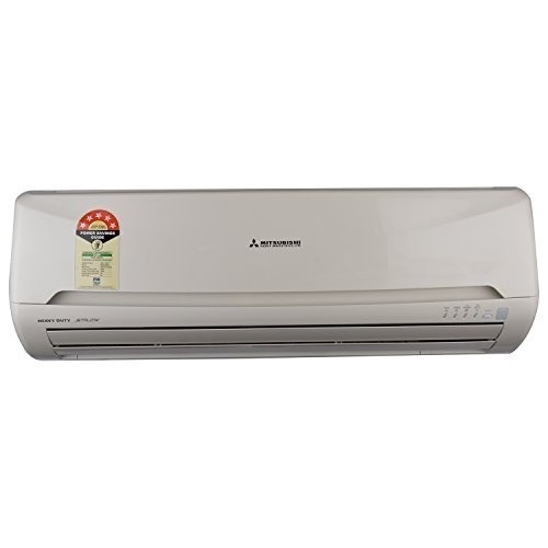White 1.0TON 5 Star Mitsubishi Heavy SRK13 Split Air Conditioner, Rs