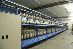 Automatic Cotton Yarn TFO Twister, Power Consumption: 6-45 HP