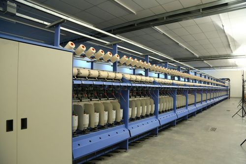 Cotton Yarn TFO Twister, 6-45 HP
