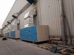 AHU- Air Handling Unit With Ducting