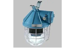 Flameproof Well Glass Light Fixture, For Industrial, 60W
