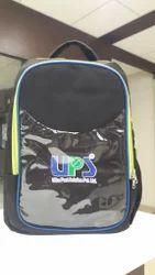 Black Unisex Backpack