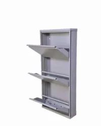 Metal Wall Mounted Shoe Rack
