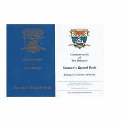 1 Bahamas CDC Seaman Record Book