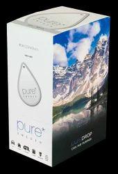 Pure Sweden Car Air Fragrance/Purifier - Zero - Box of 30