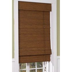 Rolling Type Bamboo Window Blind