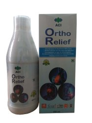 24 Month Natural ACI Organic Ortho Relief Gold Juice 500 ML