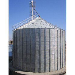 MS Grain Storage Silo