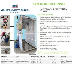 Automatic Disinfection Tunnel