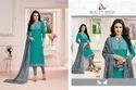 Ladies Madhushala Salwar Suit Fabric