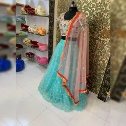 Designer Party Wear Lahenga