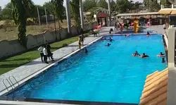 Swimming Pool Construction Service, in Commercial, 25X50