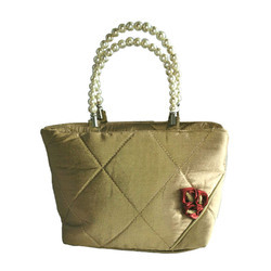 Silk Stylish Handbag
