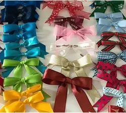 Men Polyester Bows, Size: 6 to 50 mm