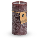 Rustic Scented Pillar Candle